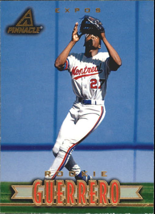 1997 New Pinnacle #169 Vladimir Guerrero