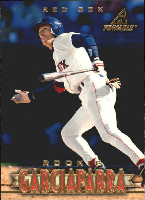 1997 New Pinnacle #170 Nomar Garciaparra