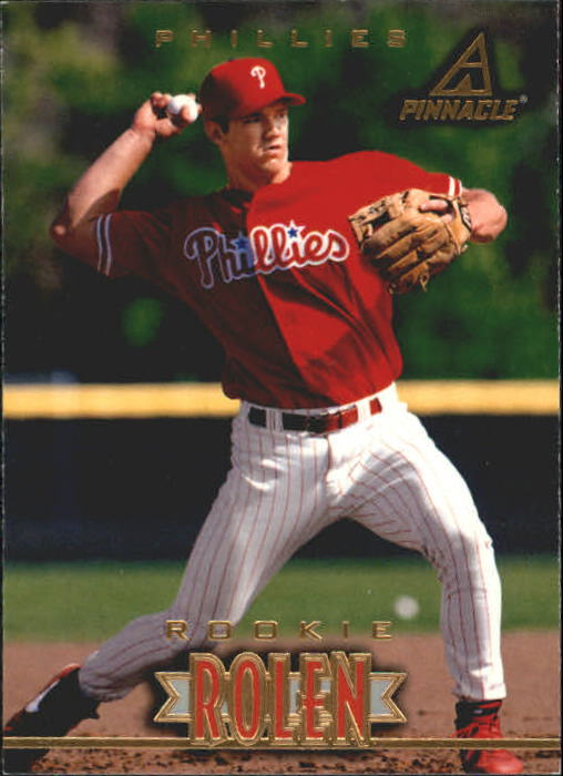 1997 New Pinnacle #172 Scott Rolen