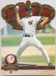 1997 Pacific Gold Crown Die Cuts #13 Mariano Rivera