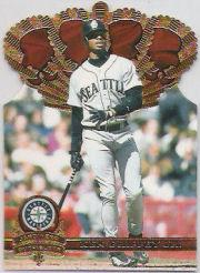 1997 Pacific Gold Crown Die Cuts #16 Ken Griffey Jr.