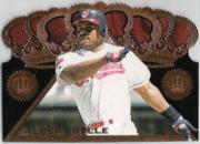 1997 Pacific Triple Crown Die Cuts #5 Albert Belle