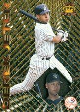 1997 Pacific Prisms #51 Derek Jeter