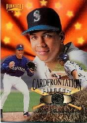 1997 Pinnacle Cardfrontations #19 A.Rodriguez/J.McDowell