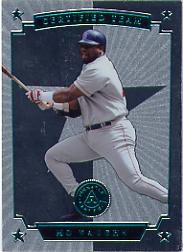 1997 Pinnacle Certified Certified Team #8 Mo Vaughn
