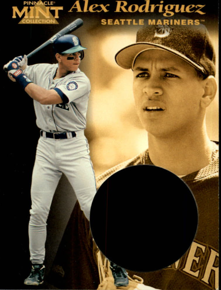 1997 Pinnacle Mint #3 Alex Rodriguez
