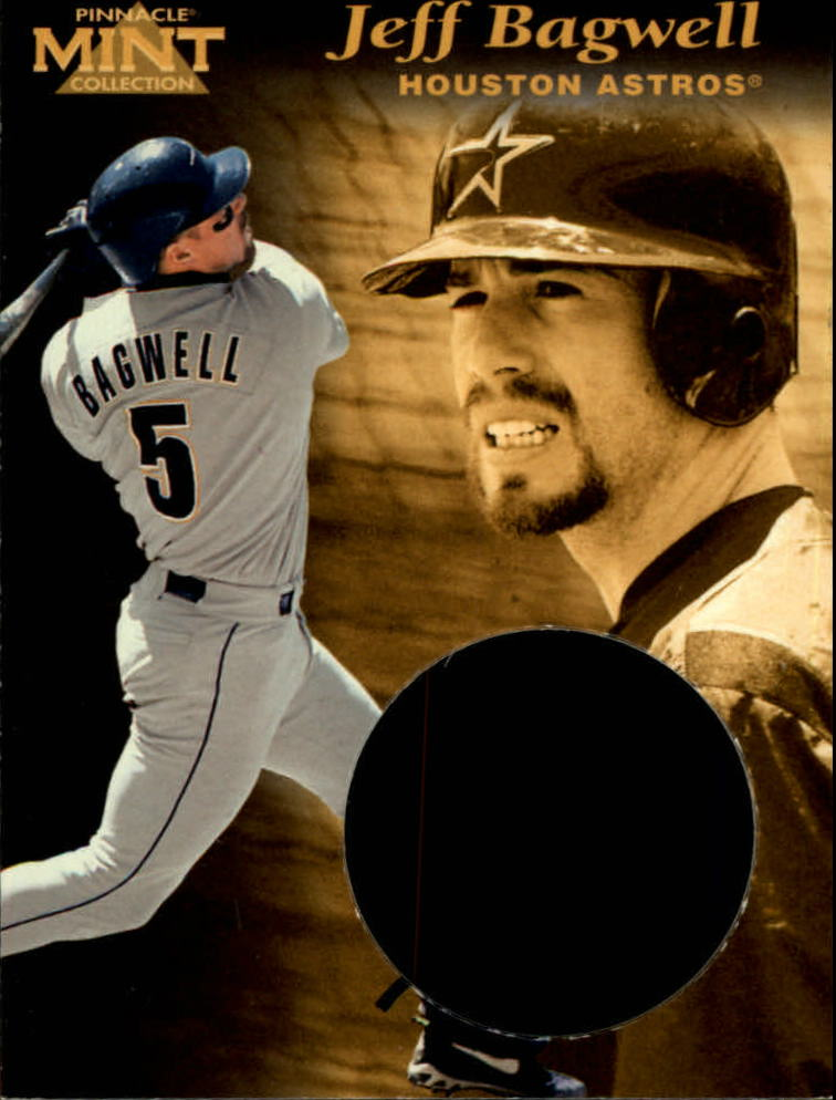 1997 Pinnacle Mint #13 Jeff Bagwell