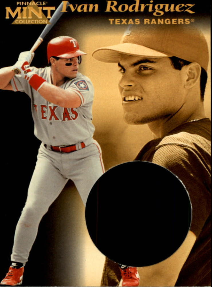 1997 Pinnacle Mint #25 Ivan Rodriguez