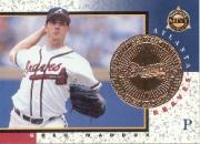 1997 Pinnacle Mint Bronze #11 Greg Maddux