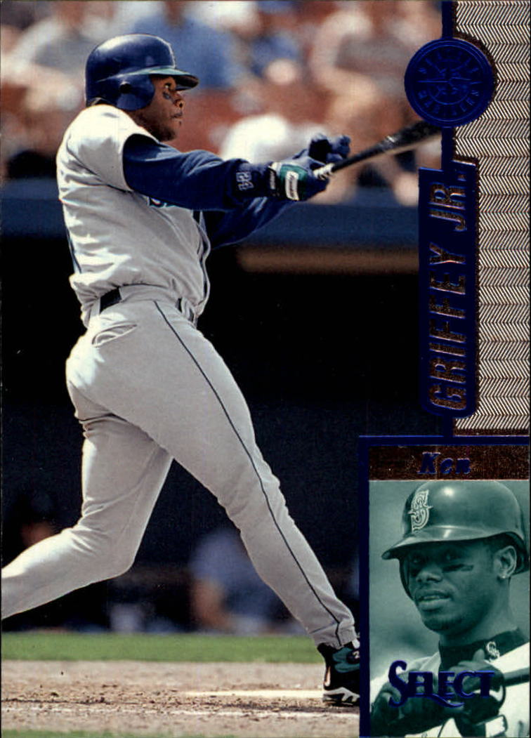 1997 Select #47 Ken Griffey Jr. B