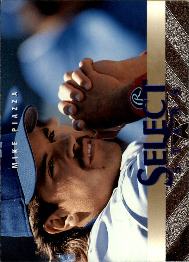 1997 Select #147 Mike Piazza SS B