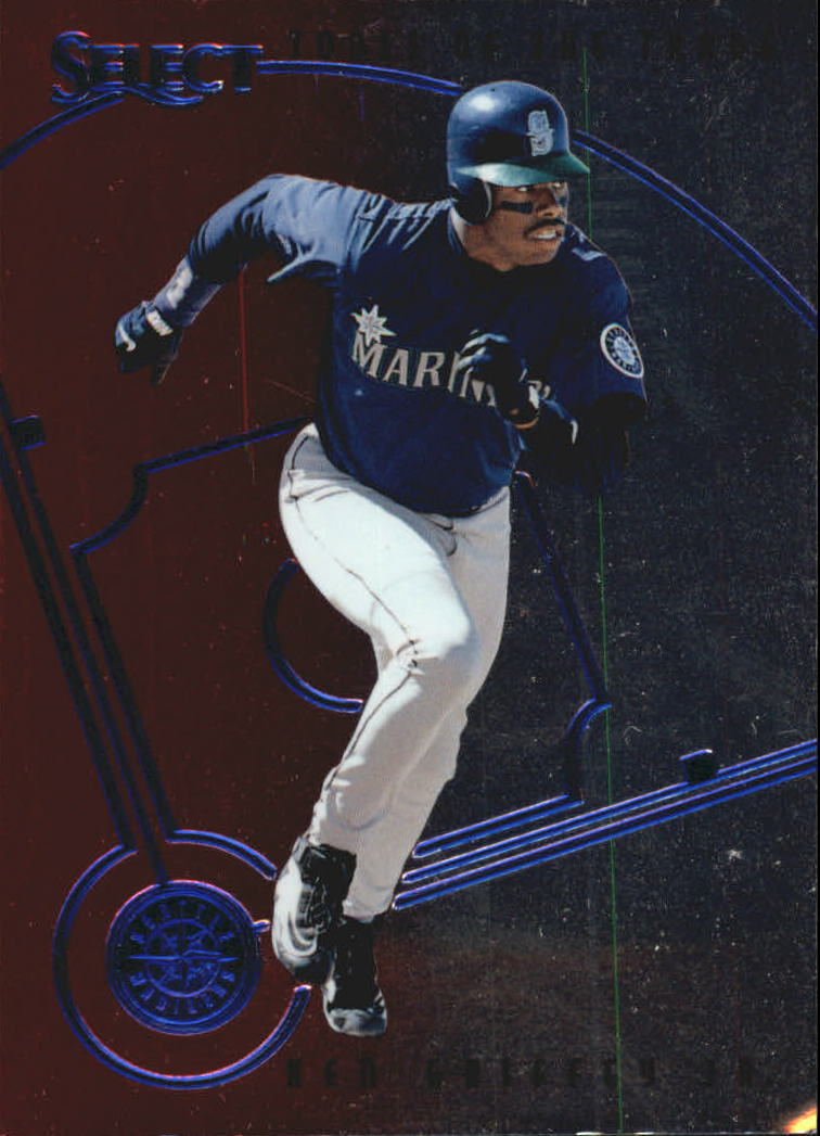 1997 Select Tools of the Trade #1 K.Griffey Jr./A.Jones