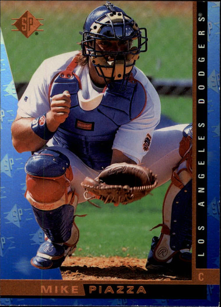 1997 SP #95 Mike Piazza