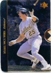 1997 SP Inside Info #2 Mark McGwire