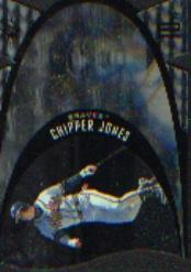 1997 SPx Silver #5 Chipper Jones