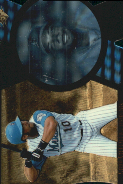 1997 SPx Bound for Glory #10 Gary Sheffield