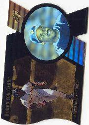 1997 SPx Bound for Glory #17 Barry Bonds