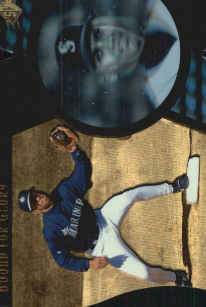 1997 SPx Bound for Glory #18 Alex Rodriguez