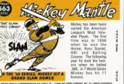 1997 Topps Mantle #29 Mickey Mantle/1960 Topps AS