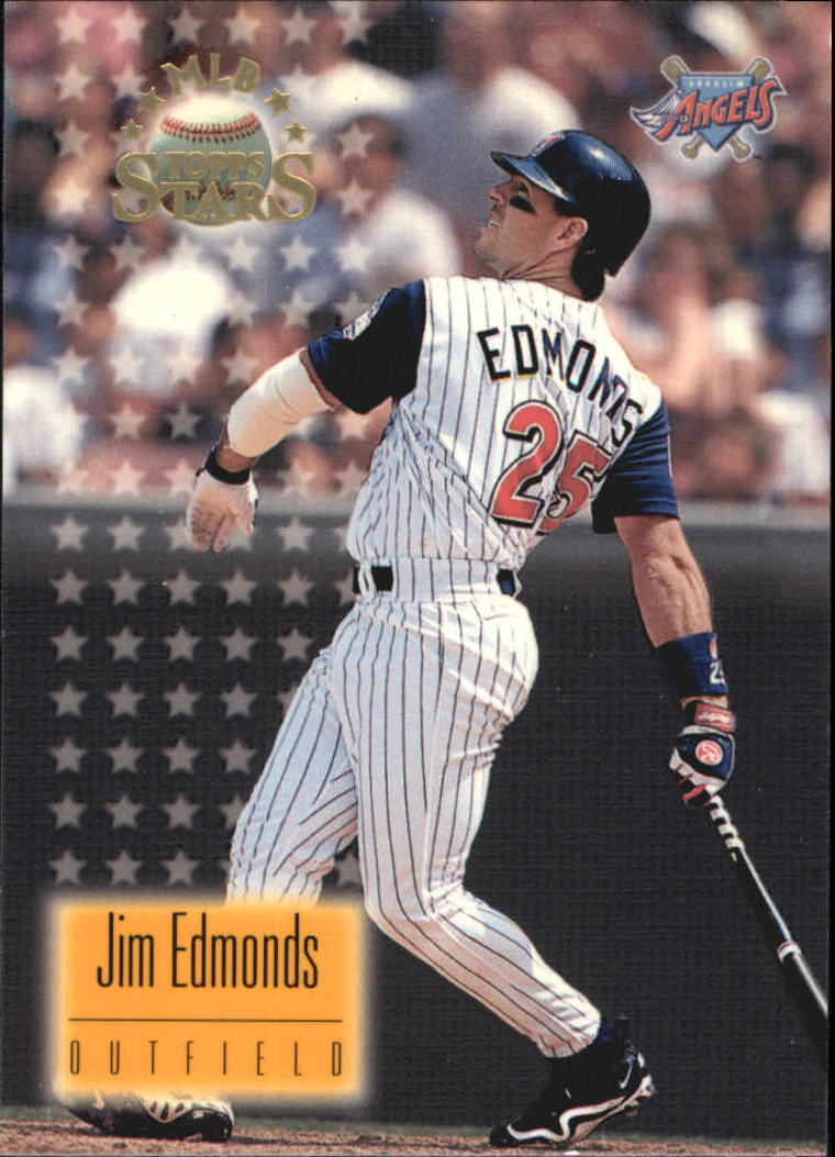 1997 Topps Stars #18 Jim Edmonds