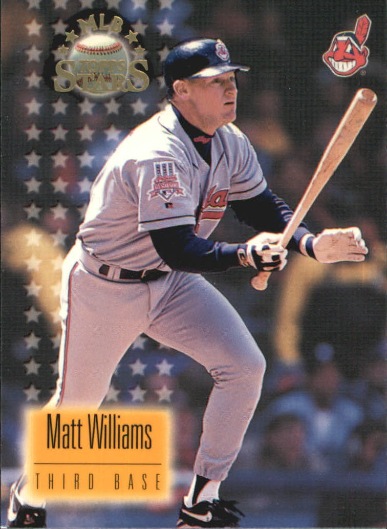 1997 Topps Stars #60 Matt Williams