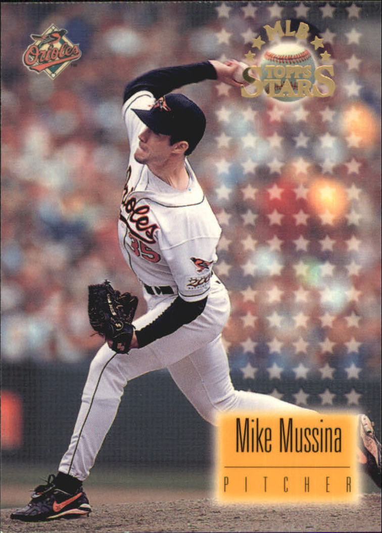 1997 Topps Stars #70 Mike Mussina