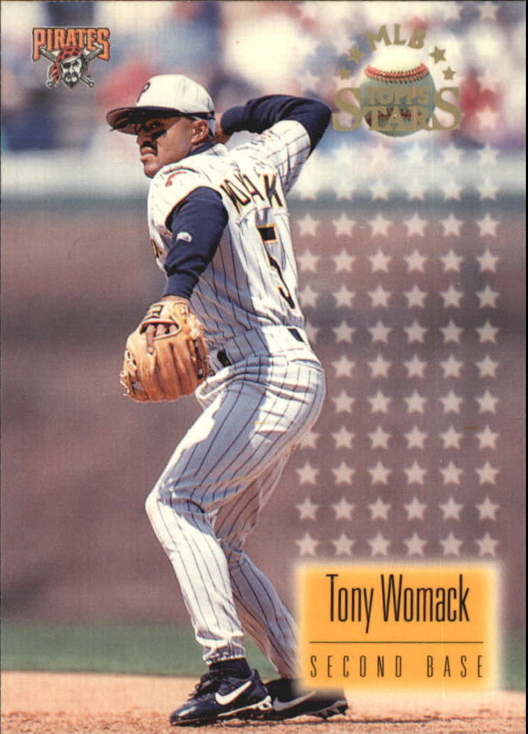 1997 Topps Stars #96 Tony Womack RC