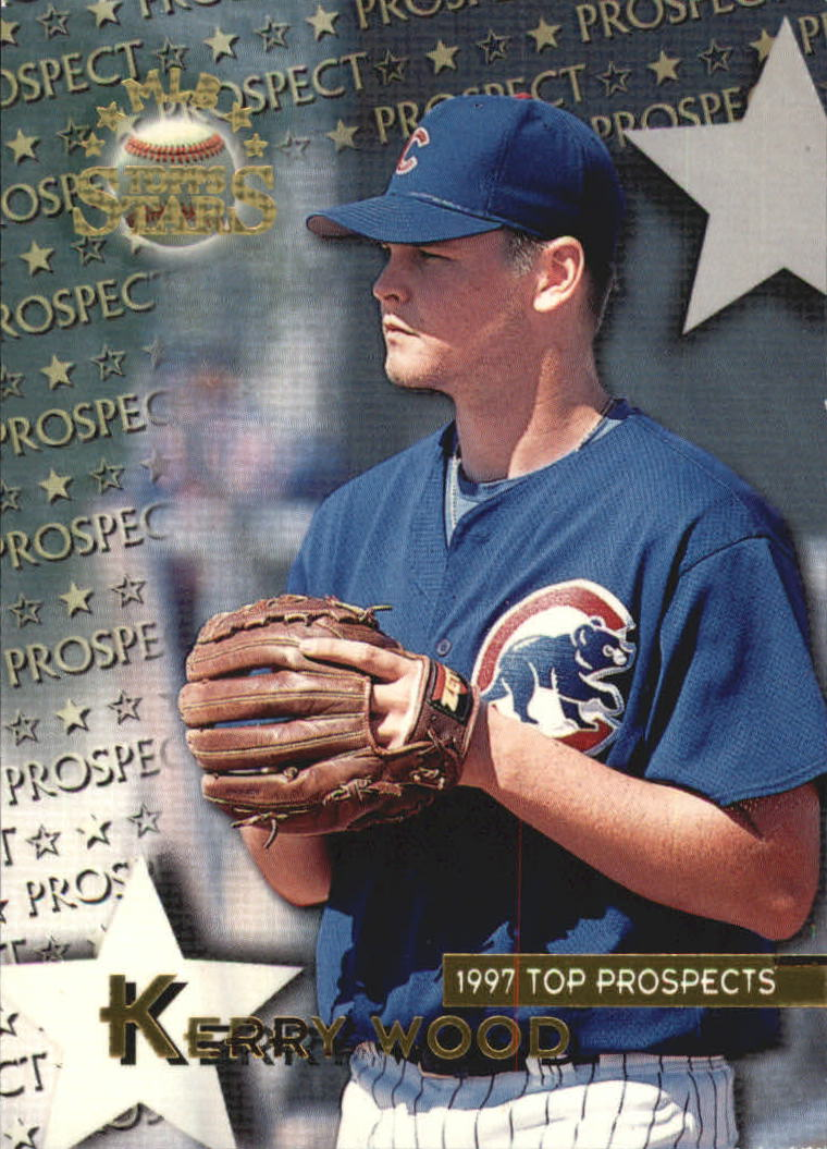 1997 Topps Stars #110 Kerry Wood RC