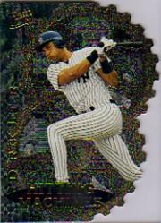 1997 Ultra Hitting Machines #7 Derek Jeter