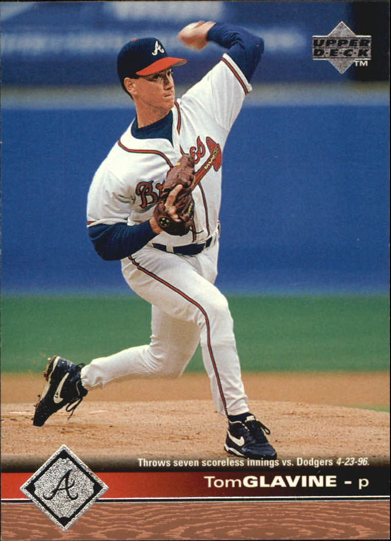 1997 Upper Deck #16 Tom Glavine