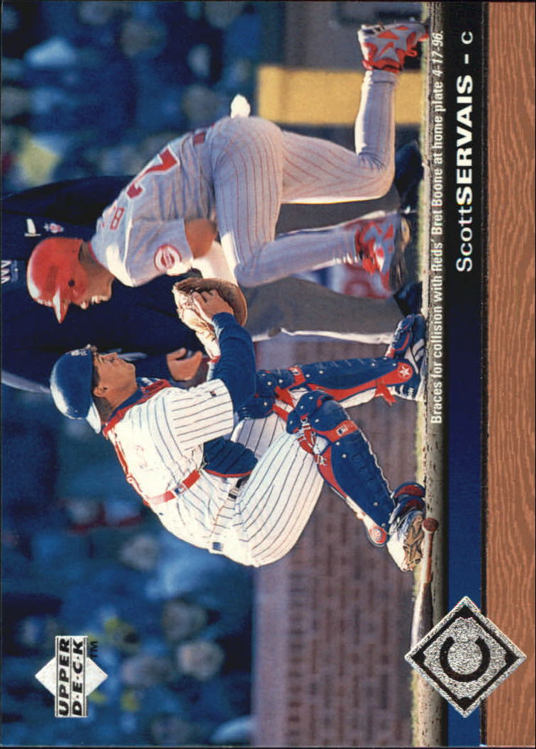 1997 Upper Deck #33 Scott Servais