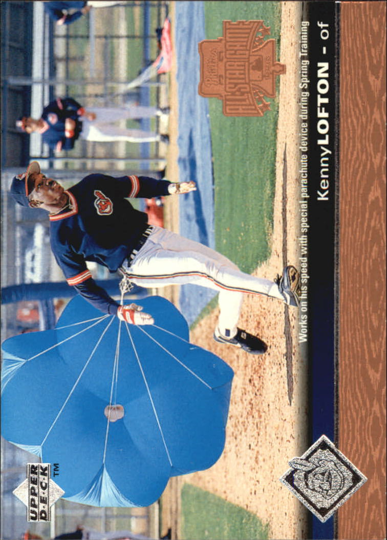 1997 Upper Deck #52 Kenny Lofton