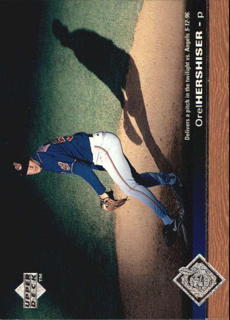 1997 Upper Deck #53 Orel Hershiser