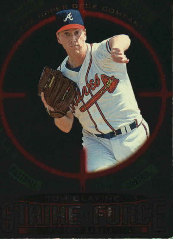 1997 Upper Deck #66 Tom Glavine SF
