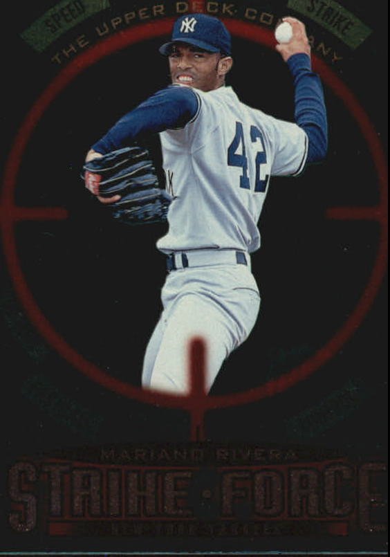 1997 Upper Deck #69 Mariano Rivera SF
