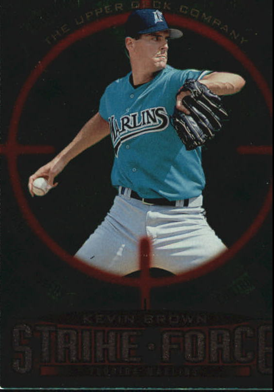 1997 Upper Deck #71 Kevin Brown SF