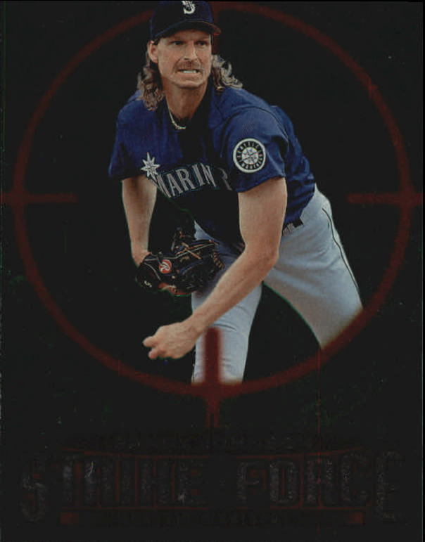 1997 Upper Deck #72 Randy Johnson SF