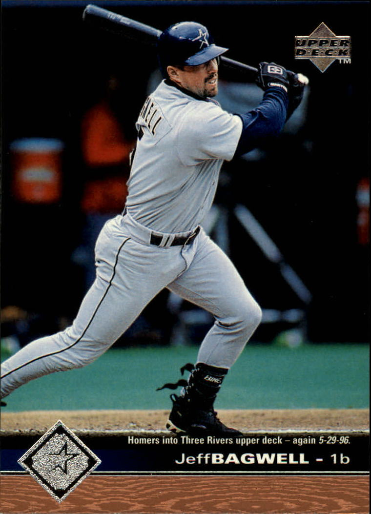 1997 Upper Deck #83 Jeff Bagwell