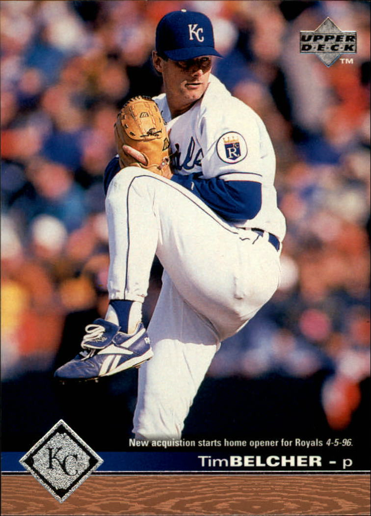 1997 Upper Deck #87 Tim Belcher