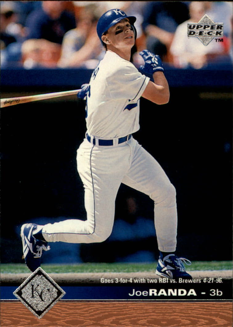 1997 Upper Deck #89 Joe Randa