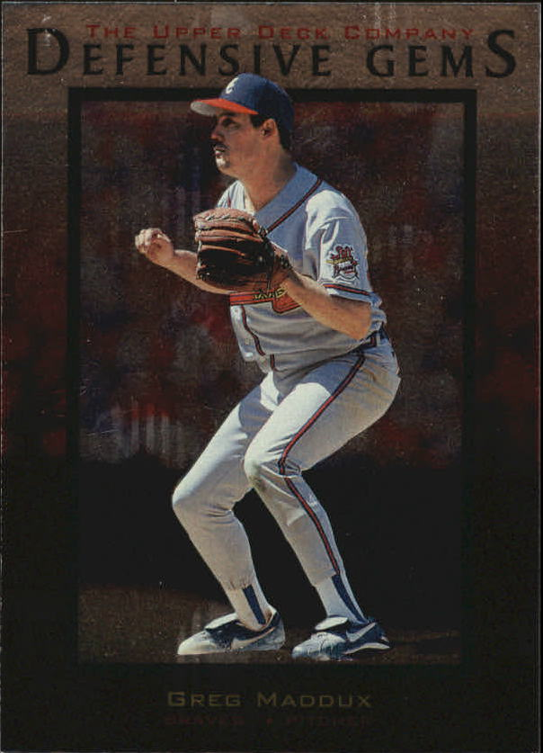 1997 Upper Deck #137 Greg Maddux DG