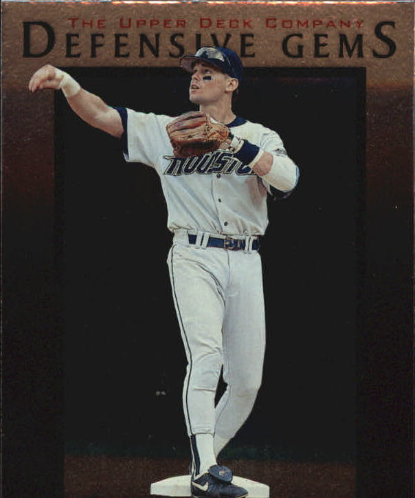 1997 Upper Deck #143 Craig Biggio DG