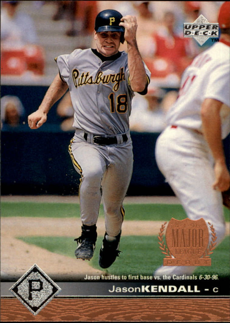 1997 Upper Deck #157 Jason Kendall