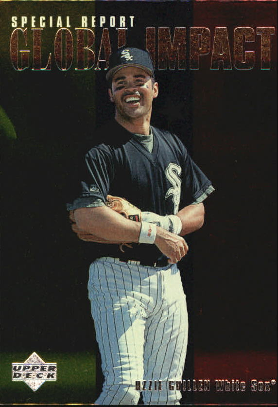 1997 Upper Deck #206 Ozzie Guillen GI