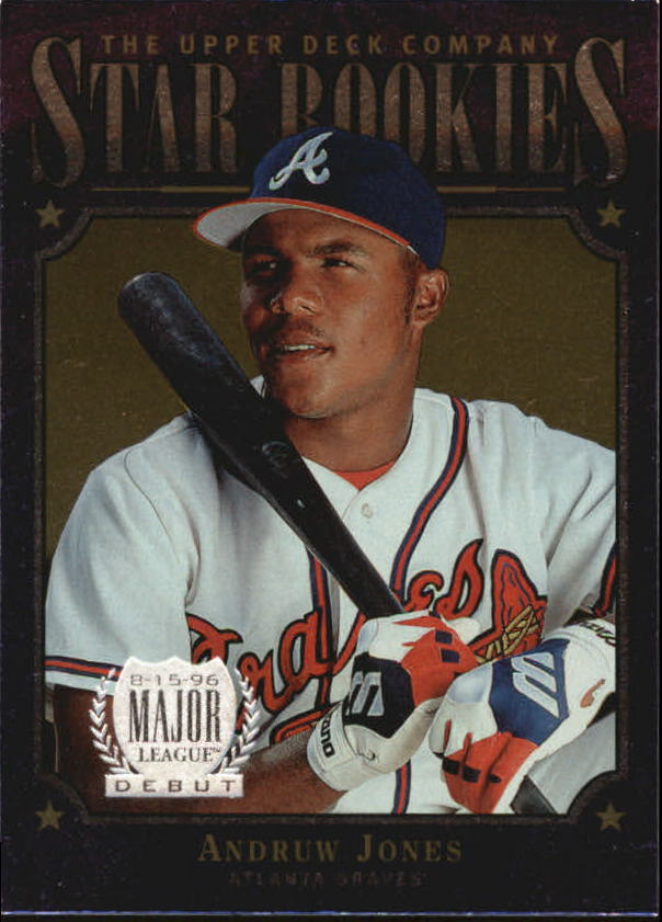 1997 Upper Deck #240 Andruw Jones