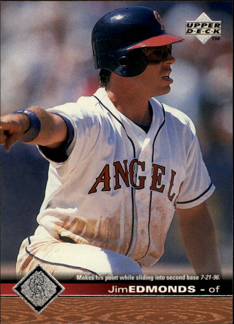 1997 Upper Deck #291 Jim Edmonds