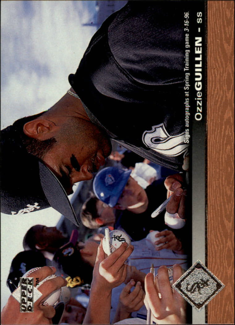 1997 Upper Deck #331 Ozzie Guillen