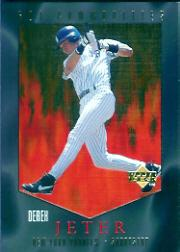 1997 Upper Deck Hot Commodities #HC3 Derek Jeter