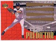 1997 Upper Deck Predictor #19 Derek Jeter