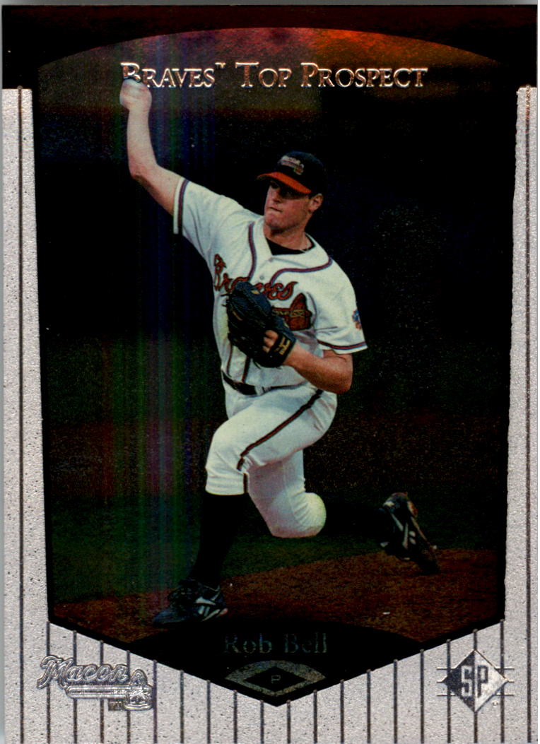 1998 SP Top Prospects #23 Rob Bell